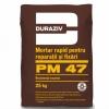 Mortar rapid reparatii PM 47 Duraziv